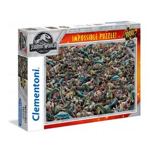 Jurassic World Impossible Puzzle